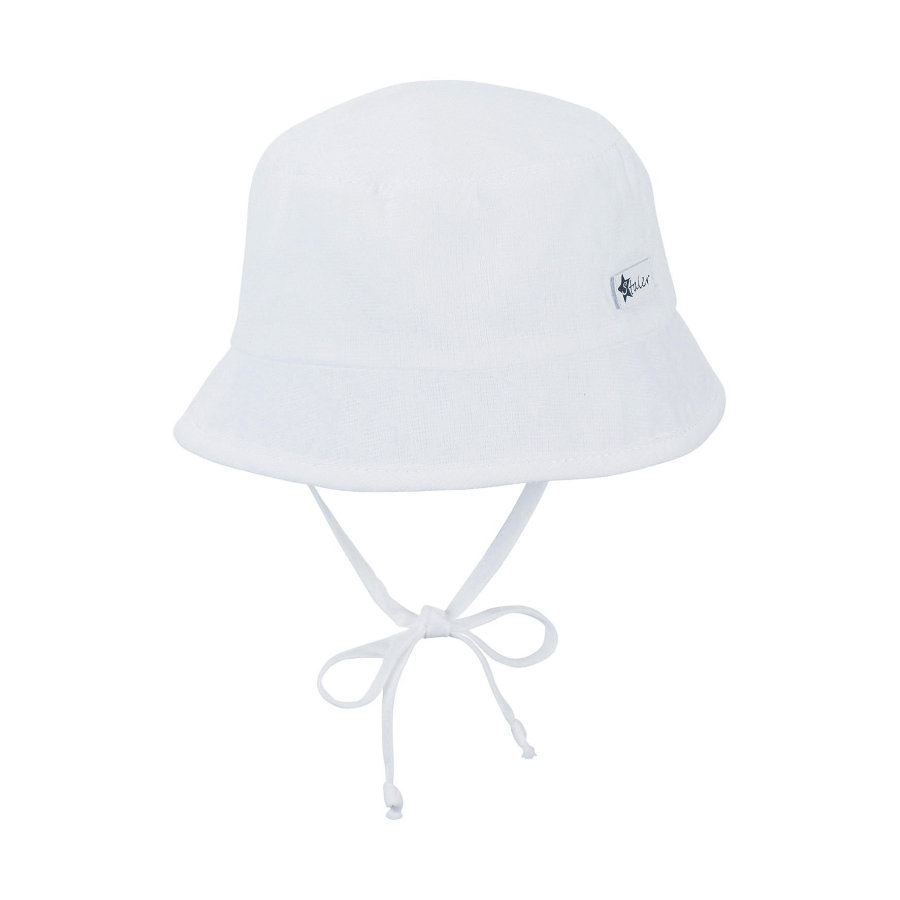 Sterntaler Fischerhut weiß