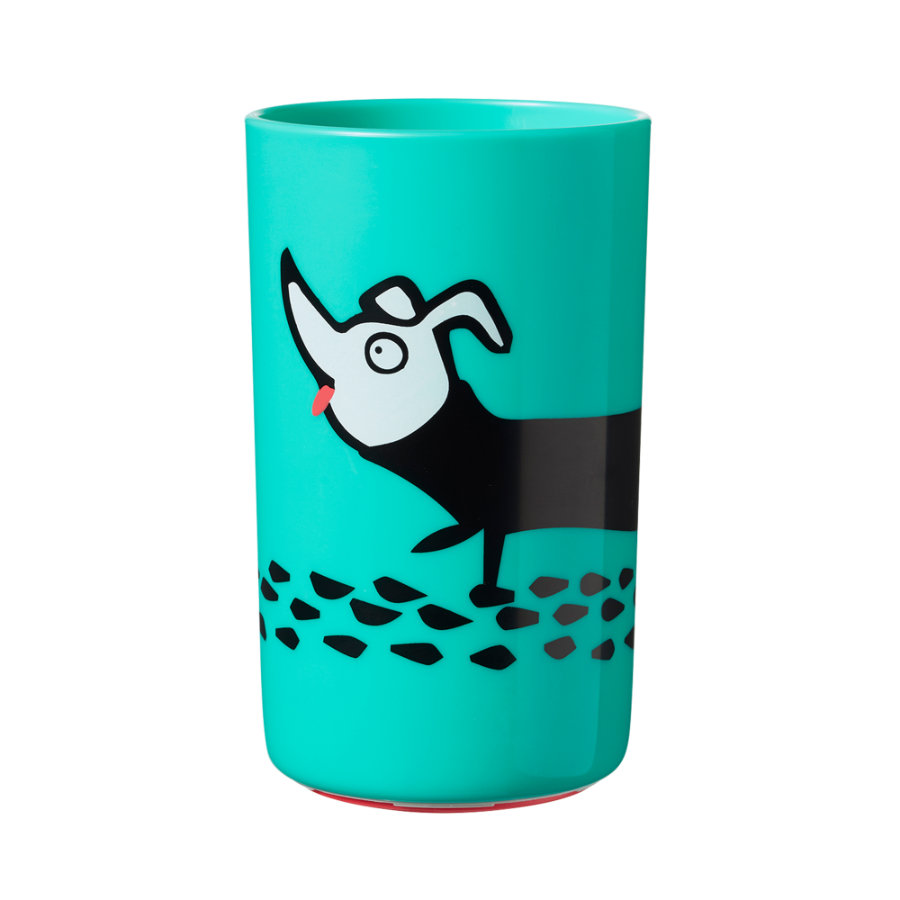 Tommee Tippee Super Cup Anti-Klecker Becher 330ml 12m+ türkis