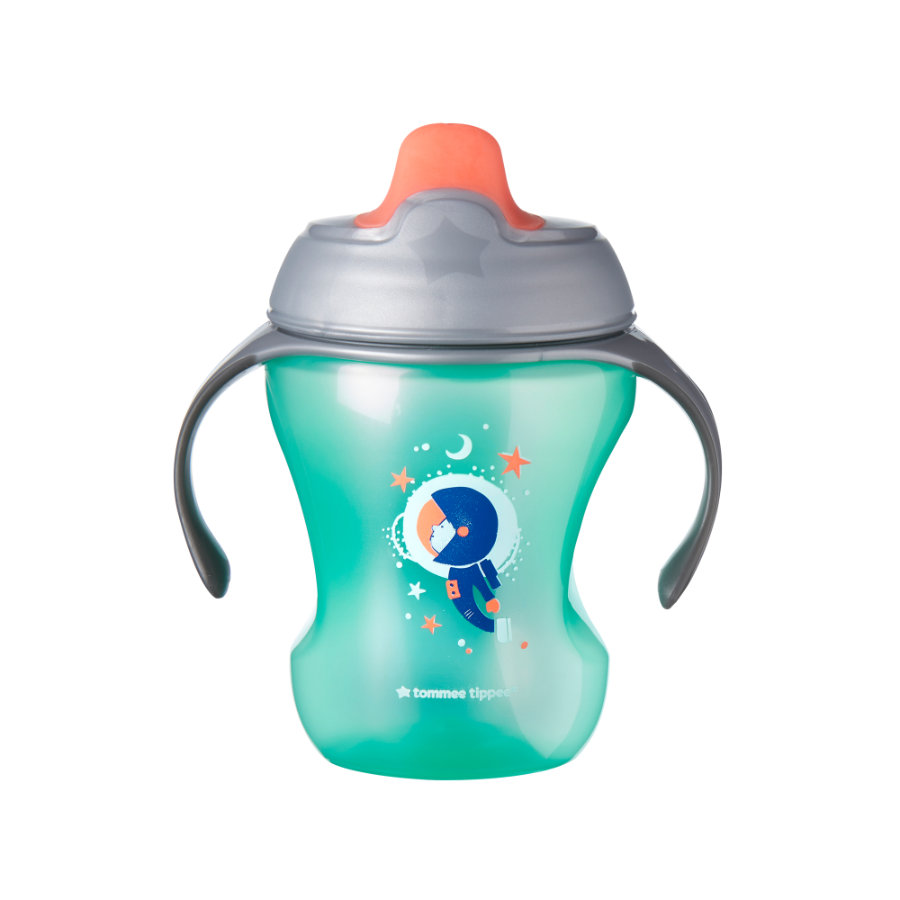 Tommee Tippee Taza Sippee, 6m+, turquesa