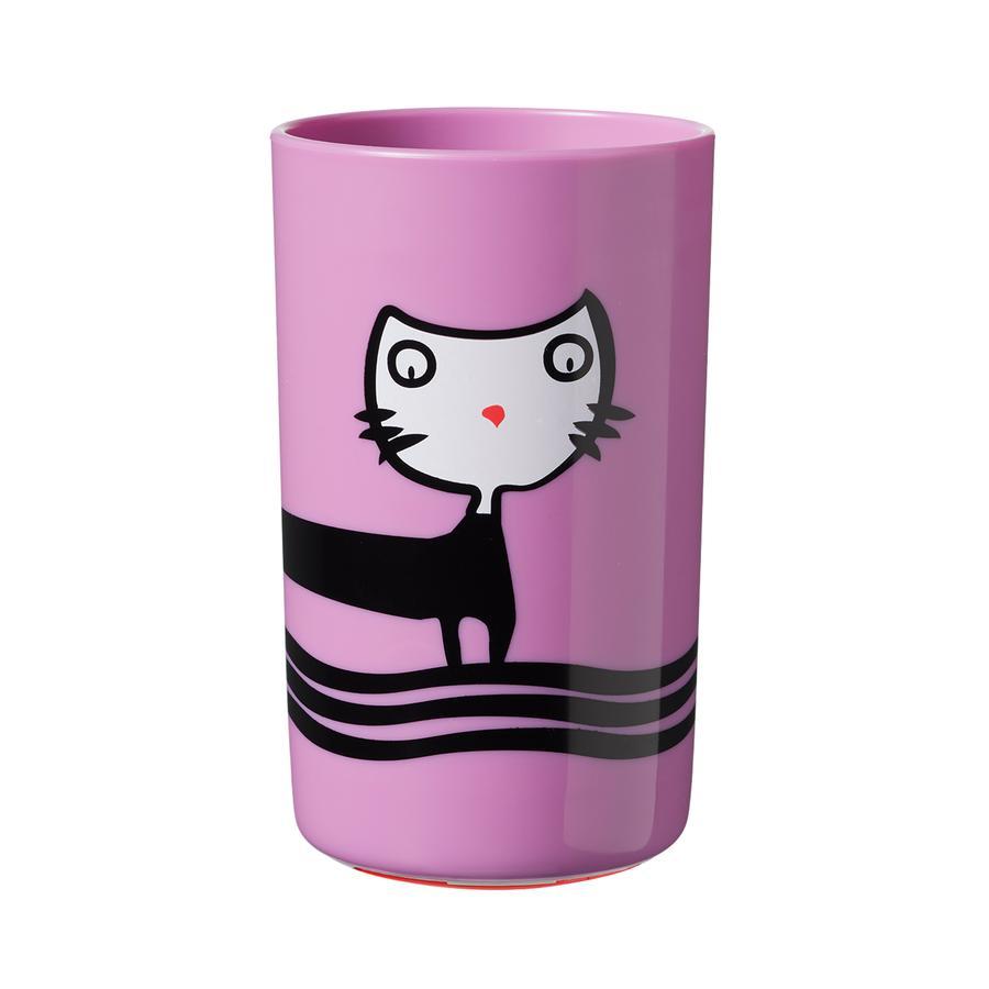 Tommee Tippee Super Cup Anti-Klecker Becher 330ml 12m+ rosa