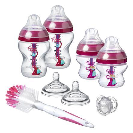 Tommee Tippee Más cerca de Nature Kit de vidrio para bebés