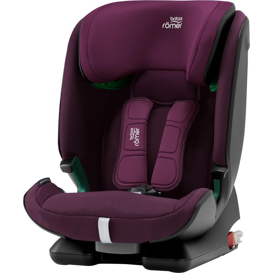 Britax Römer Kindersitz Advansafix M i-Size Burgundy Red