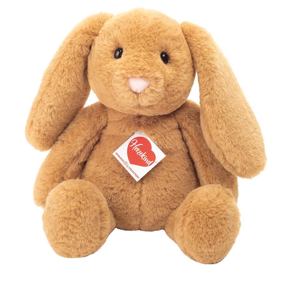 Teddy HERMANN ® Konijntje Hazel karamel 31 cm