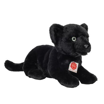 Teddy HERMANN ® Panther baby siddende 30 cm