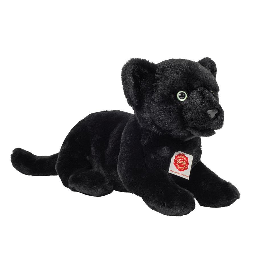 Teddy HERMANN® Panther baby sitter 30 cm