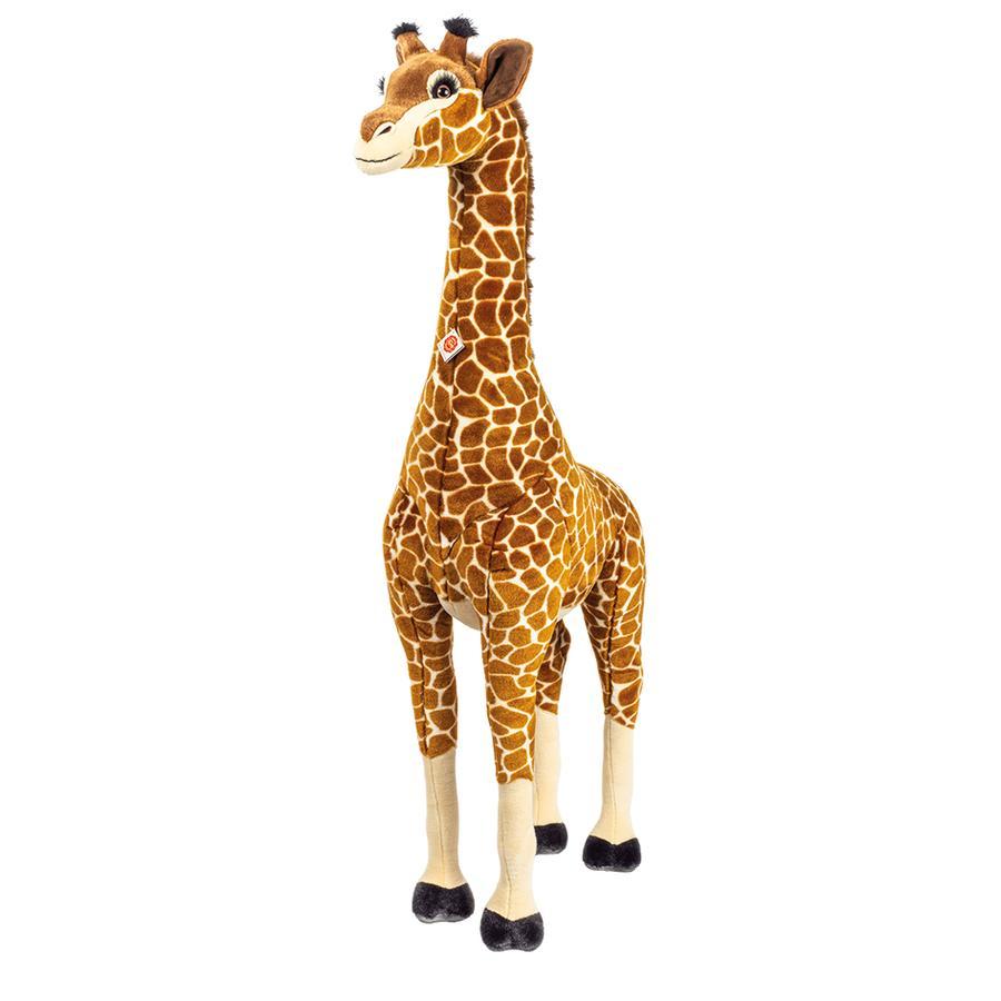 Teddy HERMANN® Giraffe stående 130 cm