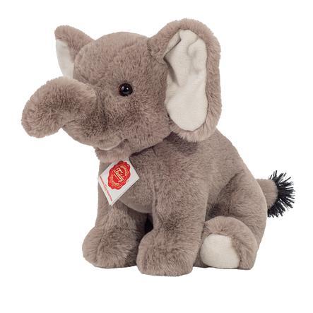 Teddy HERMANN® Elefant sitzend 25 cm