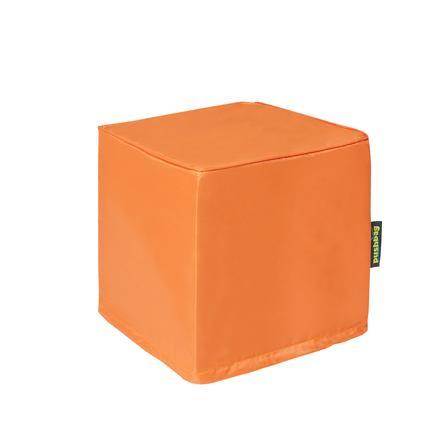 pushbag Sitzhocker Alea Oxford orange