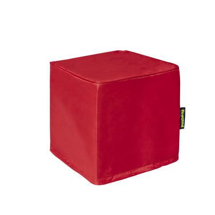 pushbag Sitzhocker Alea Oxford red