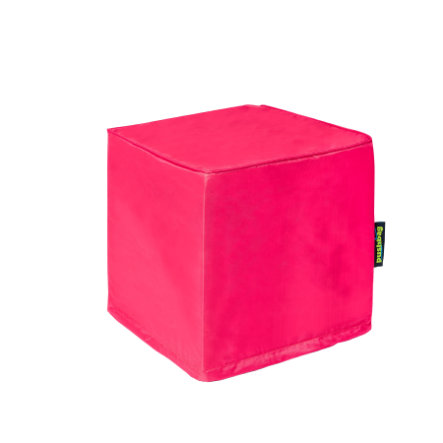 pushbag Sitzhocker Alea Oxford pink