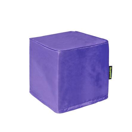 pushbag Sitzhocker Alea Oxford purple