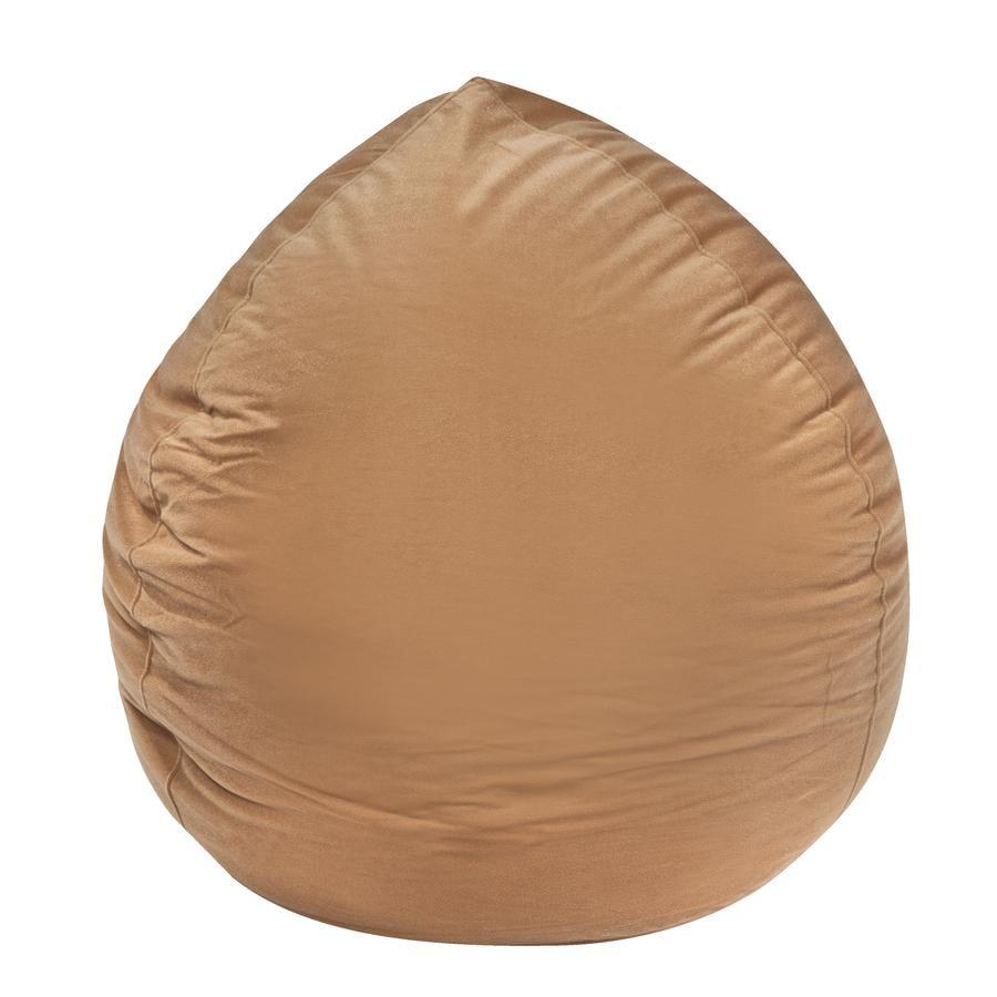 pushbag Sitzsack Bag220 Microfiber brown