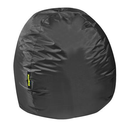 pushbag Sitzsack Bag300 Oxford black