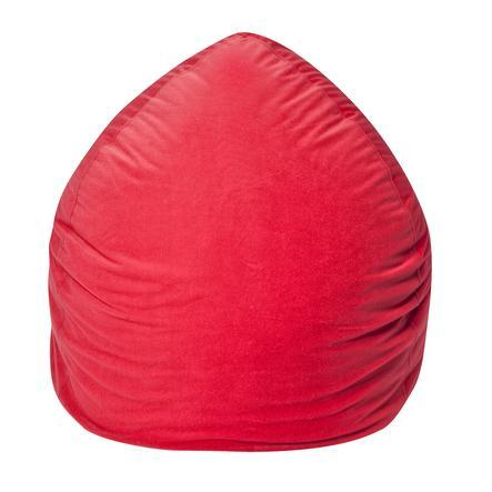 pushbag Zitzak220 Microfiber rood