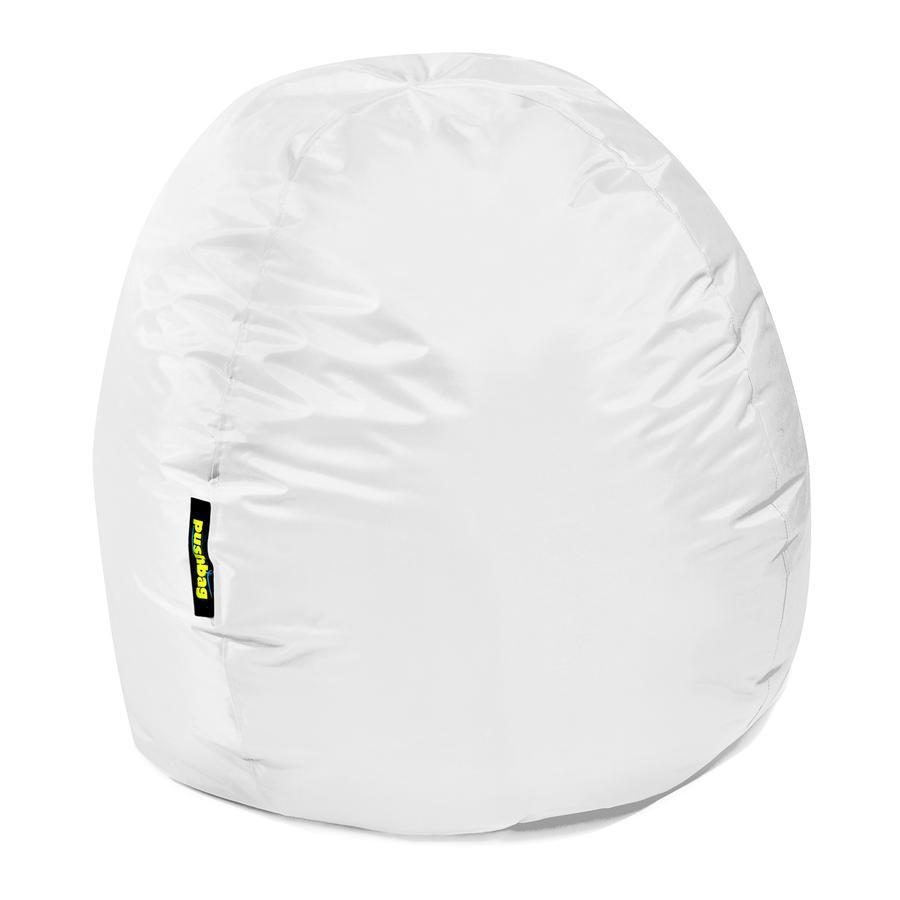 pushbag Sitzsack Bag300 Oxford white