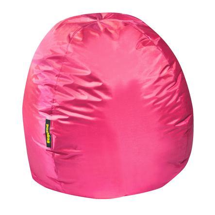 pushbag Pouf enfant rond Bag300 Oxford rose