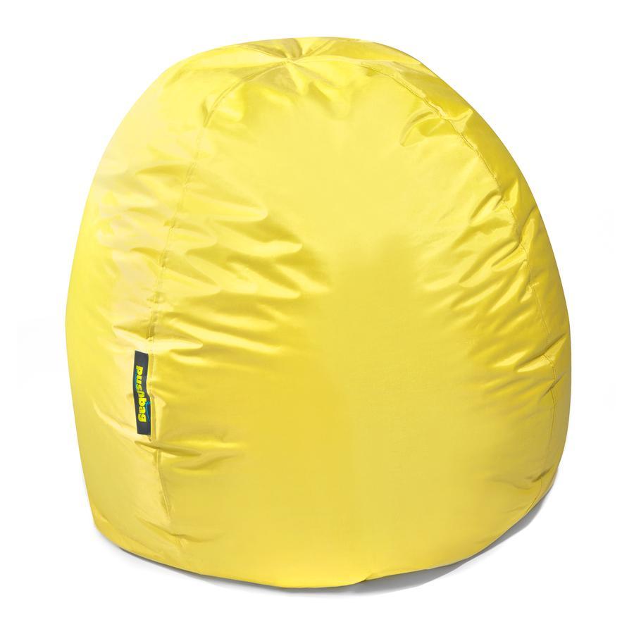 pushbag Sitzsack Bag300 Oxford yellow