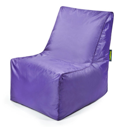 pushbag Puff Block Oxford purple