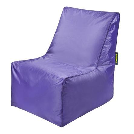pushbag Zitzak Blok Oxford purple