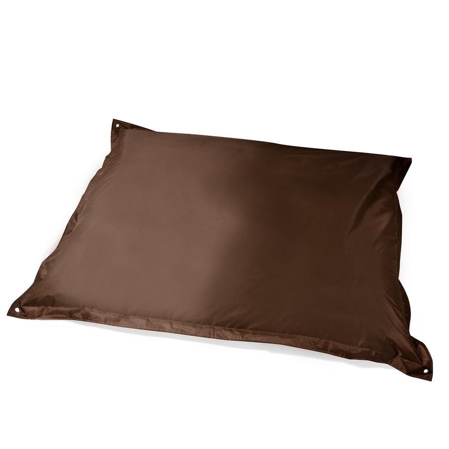 pushbag Sitzsack Classic Oxford brown