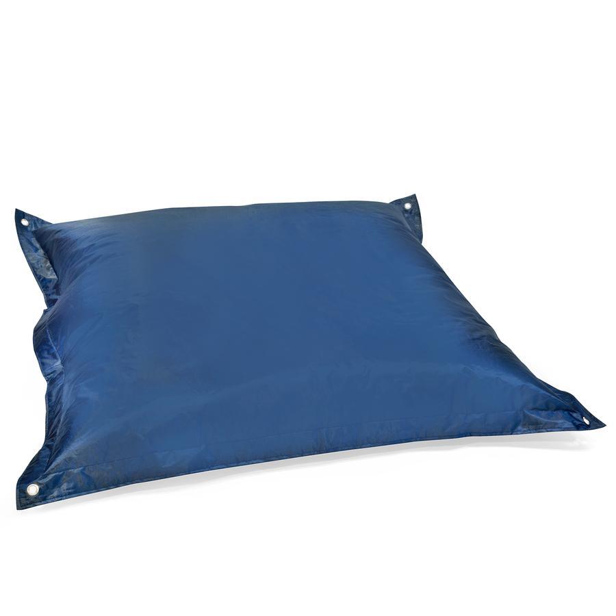 pushbag Pouf enfant Classic Oxford bleu marine