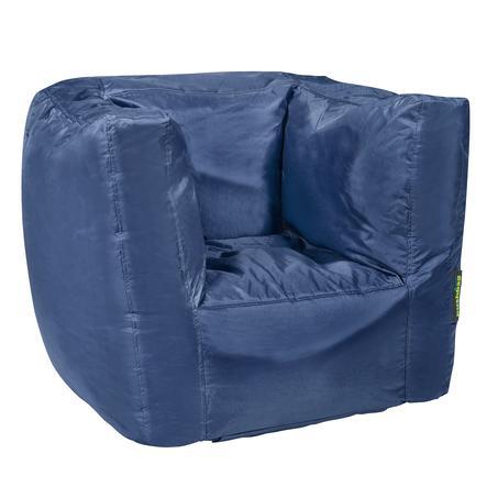 pushbag Sitzsack Cube Oxford marina
