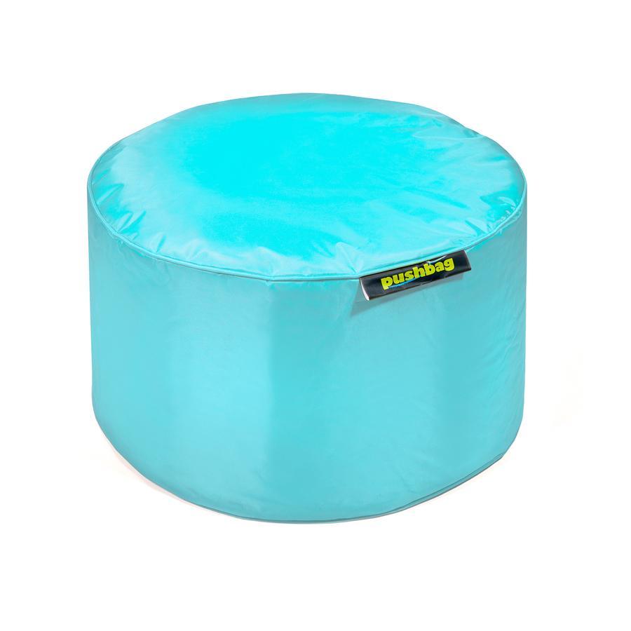 pushbag Sitzsack Drum Oxford aqua