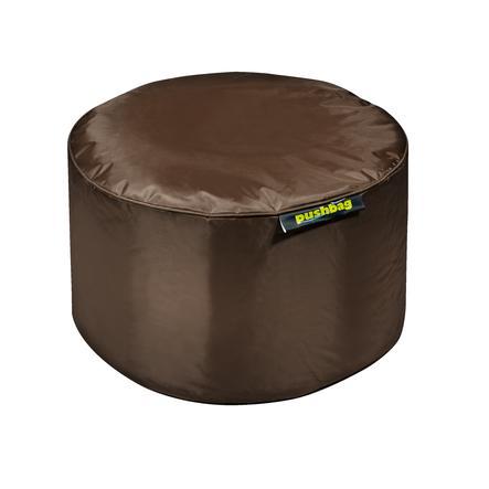 pushbag Sitzsack Drum Oxford brown