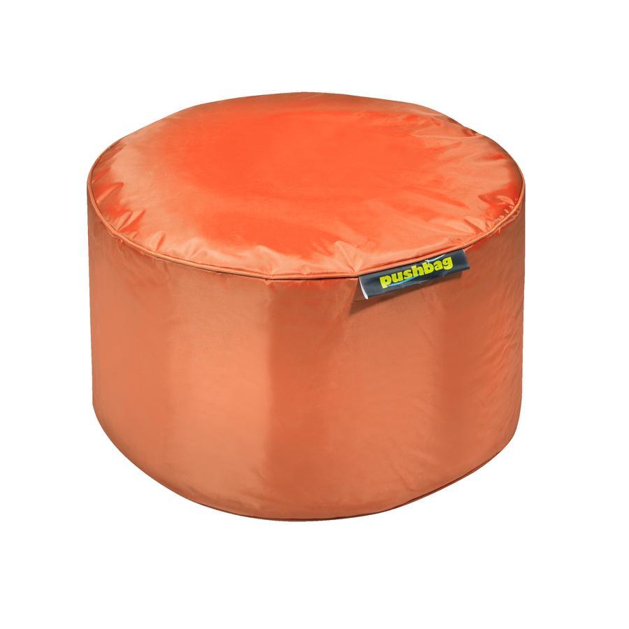 pushbag Sitzsack Drum Oxford orange