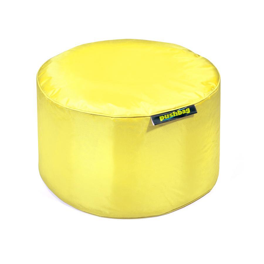 pushbag Sitzsack Drum Oxford yellow