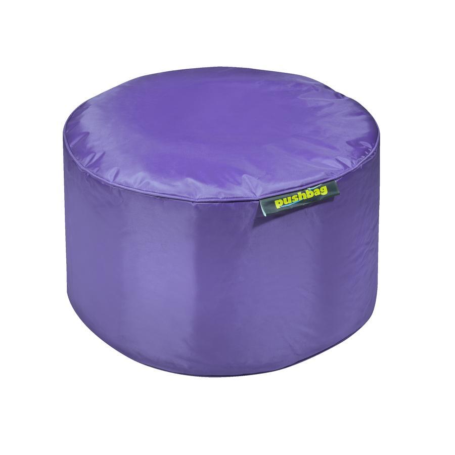 pushbag Sitzsack Drum Oxford purple