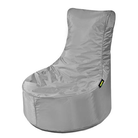pushbag Sitzsack Seat Oxford grey