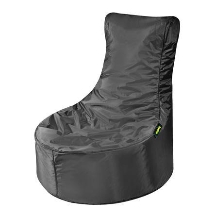 pushbag Sitzsack Seat Oxford black