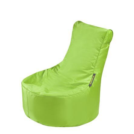 pushbag Sitzsack Seat XS Oxford lime