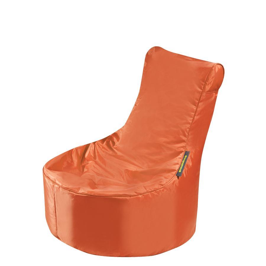 pushbag Sitzsack Seat XS Oxford orange