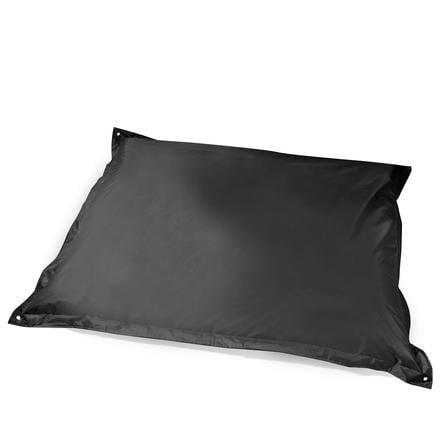 pushbag Polštář na sedadlo Square Oxford black