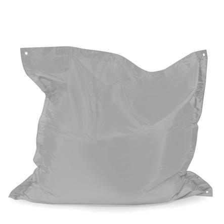 pushbag Sitzkissen Square Oxford grey