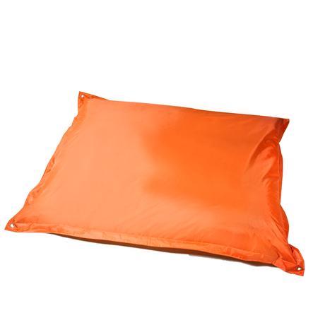 pushbag Sitzsack Square Oxford orange