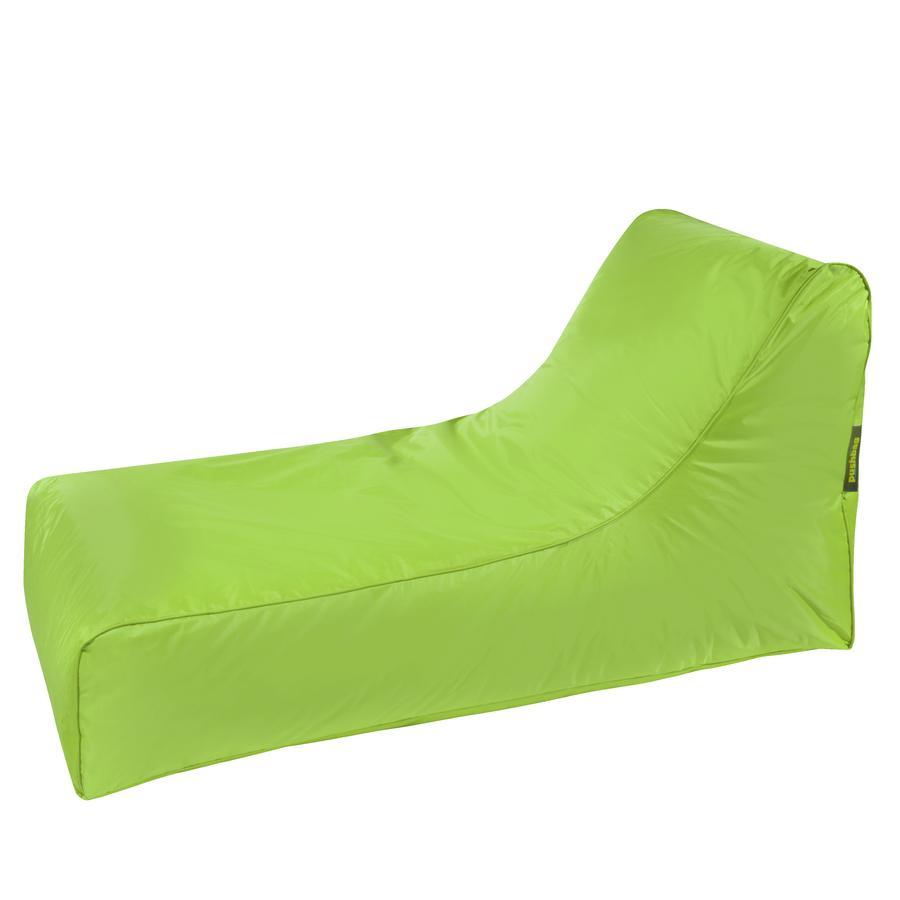 pushbag Puff tumbona Oxford green