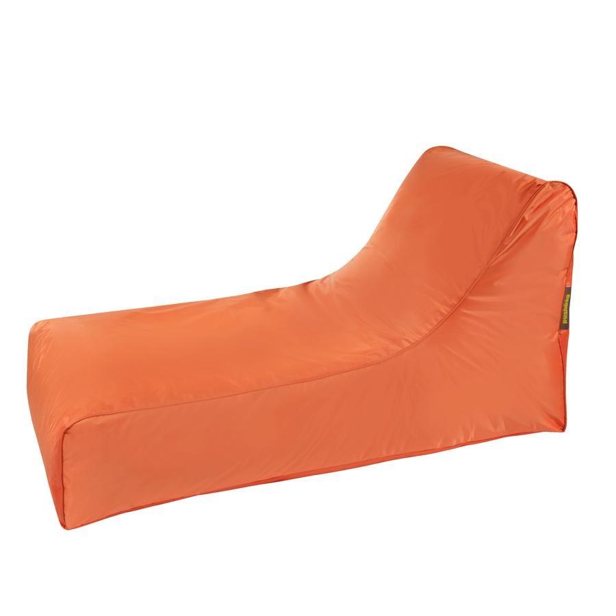 pushbag Puff tumbona Oxford orange