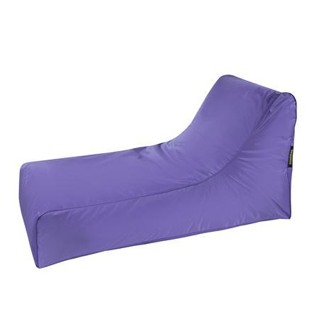 pushbag Sitzsack Stretcher Oxford purple