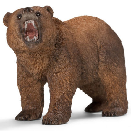 Schleich Figurine ours grizzly 14685