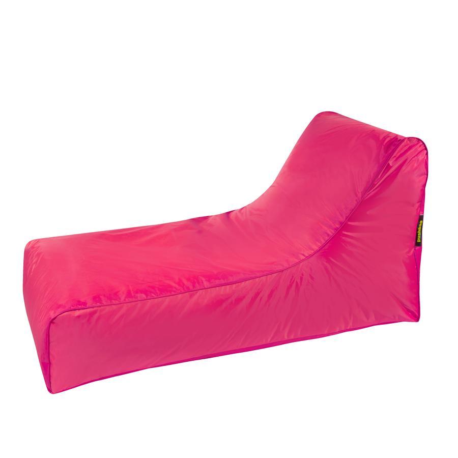 pushbag Sitzsack Stretcher Oxford pink