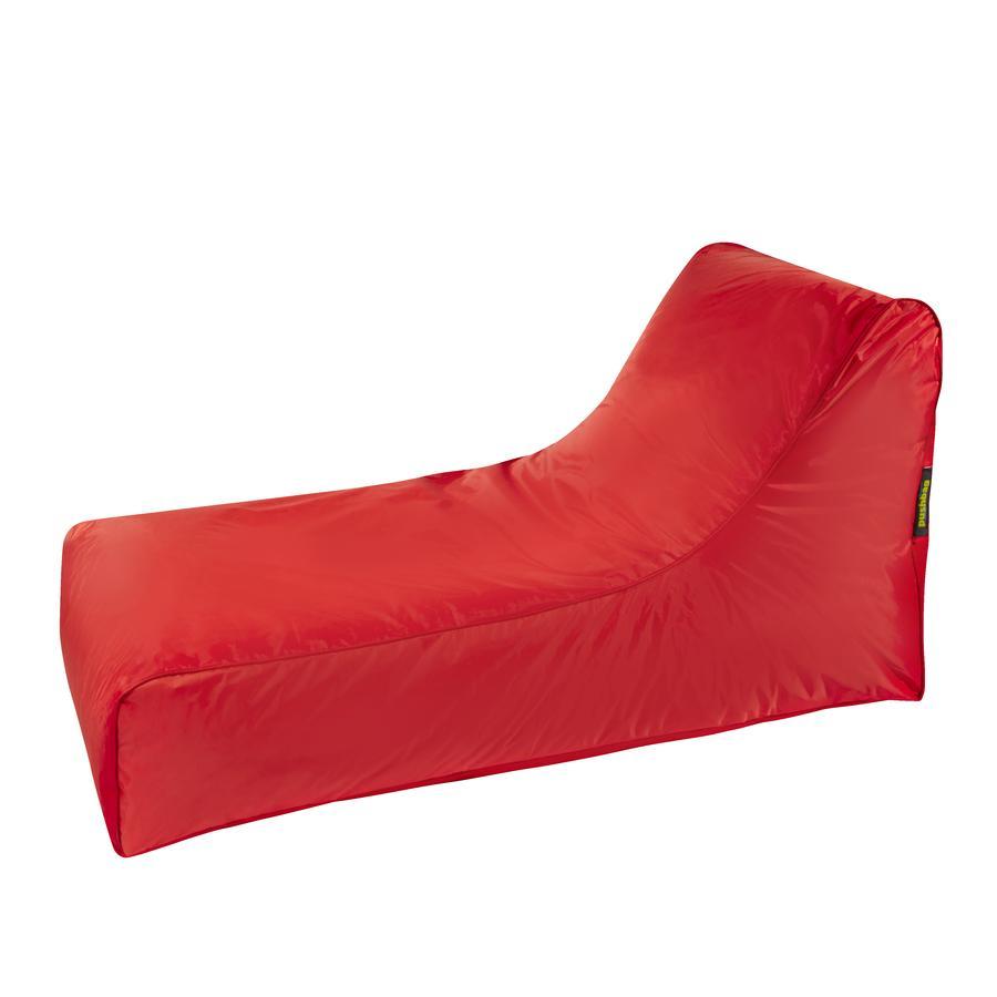 pushbag Sitzsack Stretcher Oxford red
