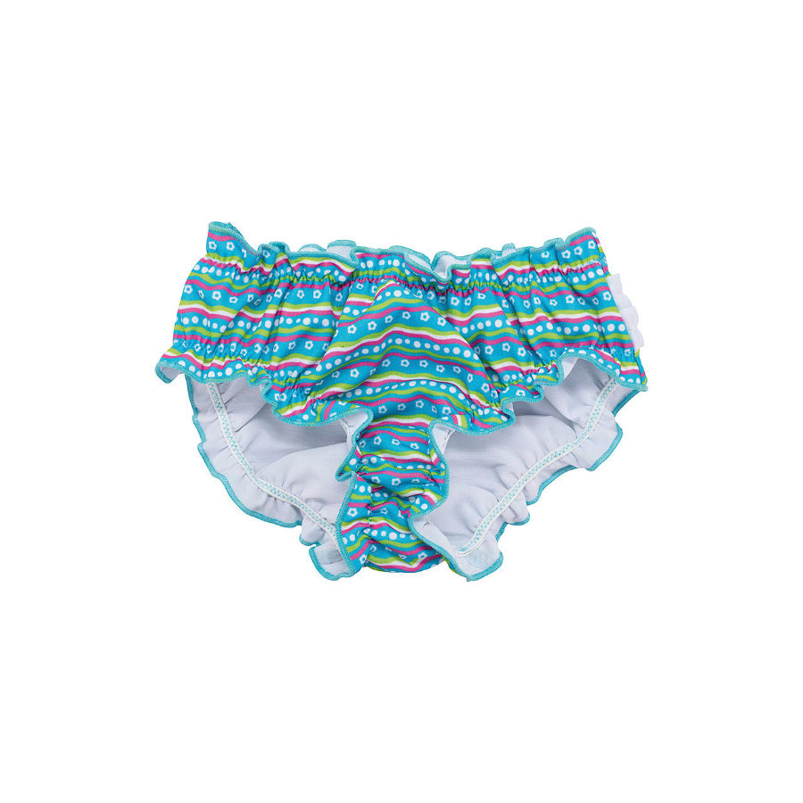 fashy Plavkové plenkové kalhotky s volánky