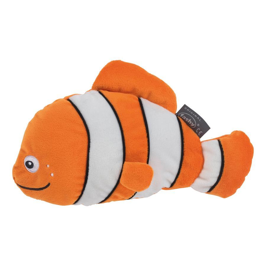 fashy Warmtekussen met koolzaadvulling Clown vis