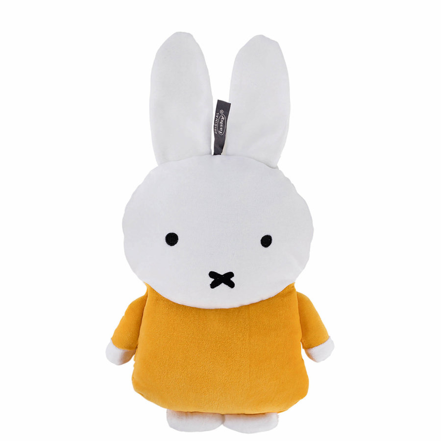 fashy Wärmflasche mit Kuschelbezug Miffy
