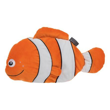 fashy Bouillotte enfant et housse poisson clown 0,8 l