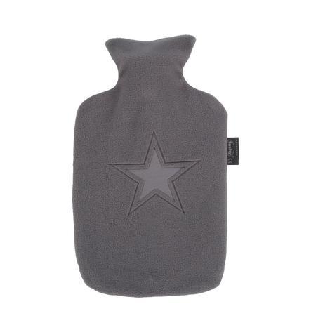 fashy Wärmflasche mit Bezug Sterne