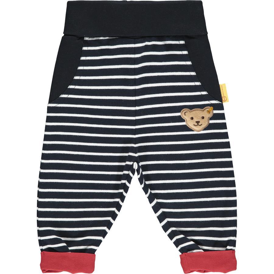 Steiff Pantalon de jogging marine